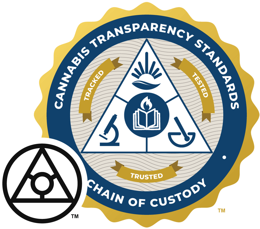 Cannabis Transparency Standards Seal CBD Global