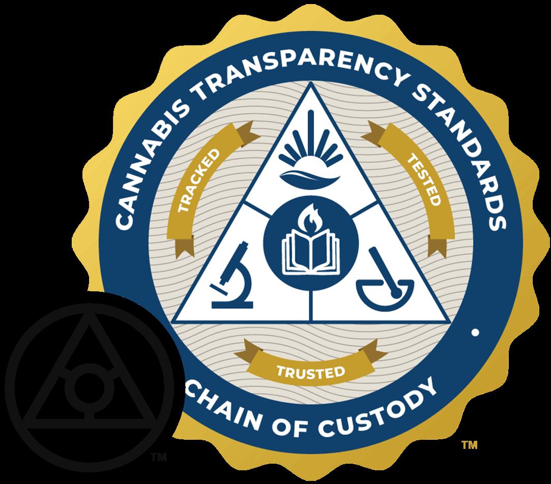 Cannabis Transparency Standards Seal CBD Global