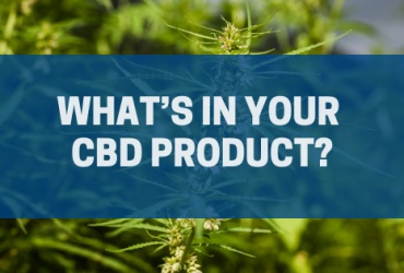 What's In Your CBD Product?