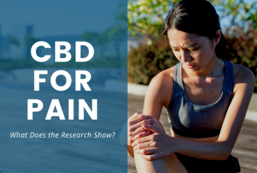 CBD for Pain: What Does the Research Show?